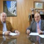 Firma convenio con el Colegio Oficial de Farmacéuticos de Granada