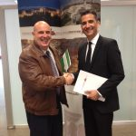 Firma convenio Granada Convention Bureau